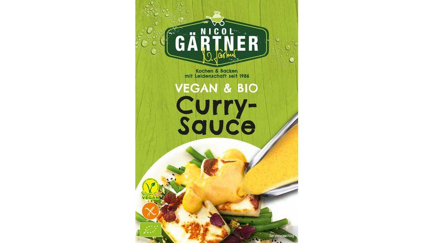 NICOL GAeRTNER BIO Curry Sauce