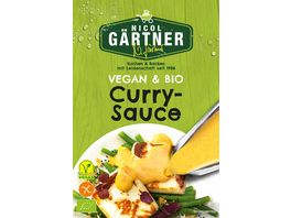 NICOL GAeRTNER BIO Curry Sauce