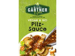 NICOL GAeRTNER BIO Pilz Sauce