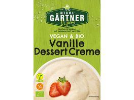 NICOL GAeRTNER BIO Dessert Creme Vanille