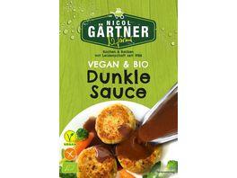 NICOL GAeRTNER BIO Dunkle Sauce