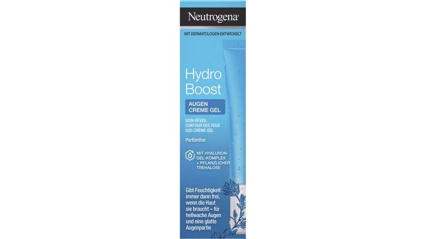 Neutrogena Hydro Boost Belebendes Augen Creme Gel