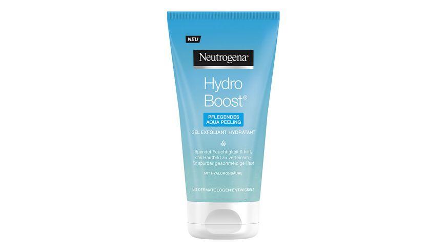 Neutrogena Hydro Boost Pflegendes Aqua Peeling