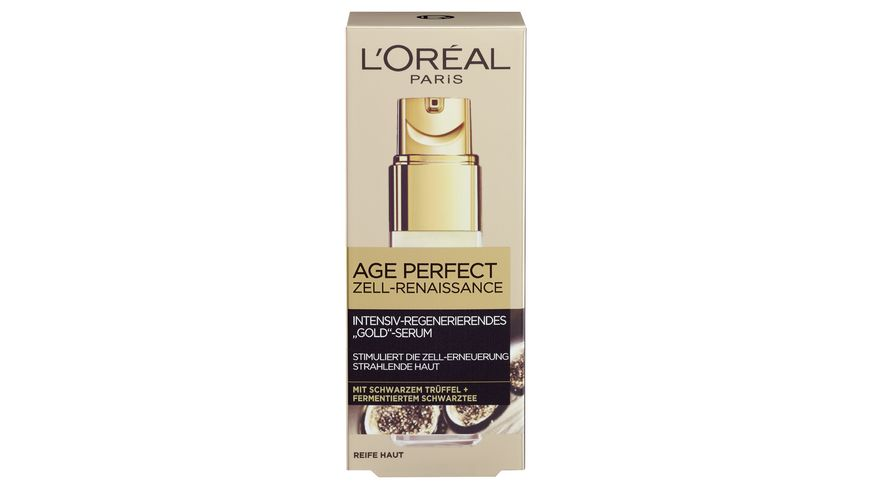 L OREAL PARIS Age Perfect Zell Renaissance Regenerierendes Gold Serum