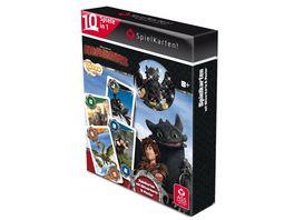 ASS Altenburger Dragons Spielkarten mit 10 Spielvarianten