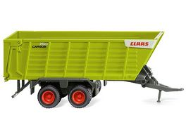 WIKING 038199 Claas Cargos Ladewagen mit Agrarbereifung