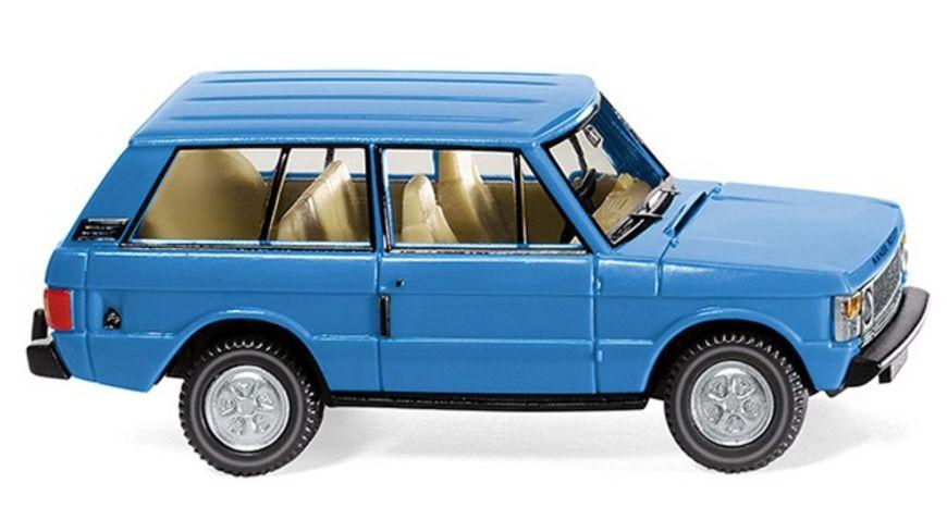 WIKING 0105 02 Range Rover blau