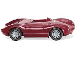 WIKING 0167 02 Porsche 550 Spyder purpurrot
