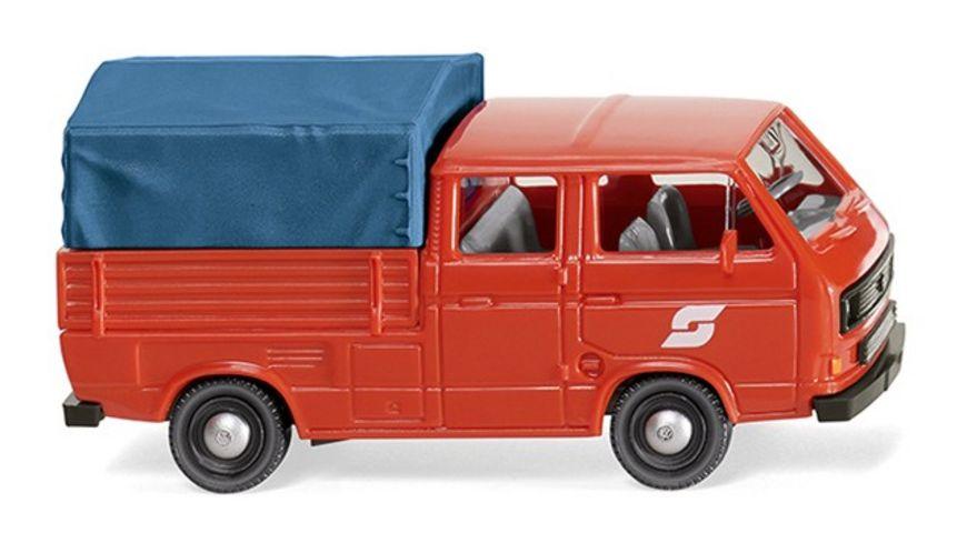 WIKING 029306 VW T3 Doppelkabine OeBB