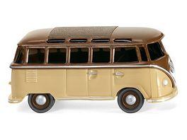 WIKING 031705 VW T1 Sambabus beige rehbraun