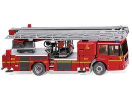 WIKING 0628 46 Feuerwehr Hubrettungsbuehne Rosenbauer B32 MB Econic