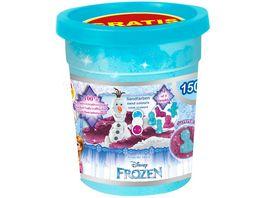 CRAZE Magic Sand Frozen Nachfuellpack 150 g 1 Form sortiert