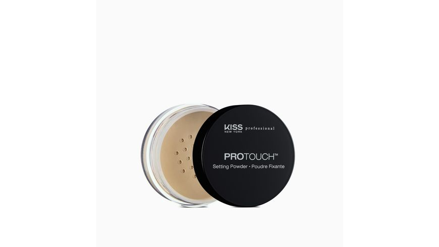KISS Professional New York Pro Touch Setting Powder