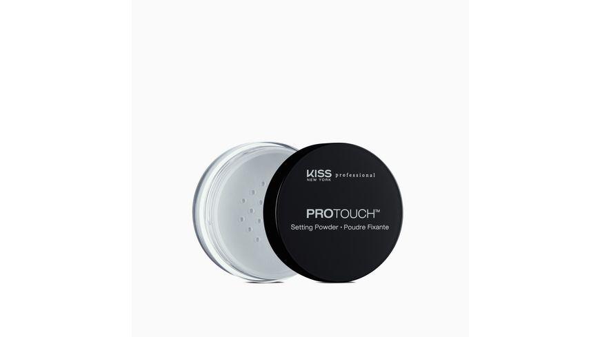 KISS Professional New York Pro Touch Setting Powder