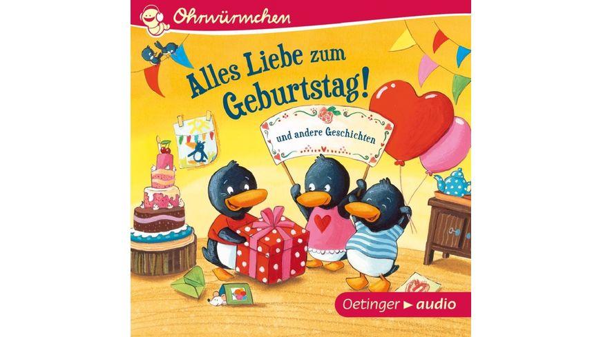 Ohrwuermchen Alles Liebe zum Geburtstag und ander