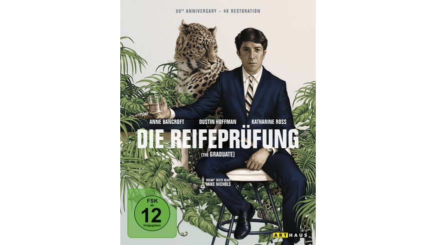 Die Reifepruefung 50th Anniversary Edition