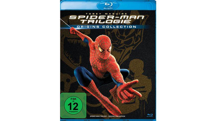 Spider Man 1 3 Trilogie 3 BRs