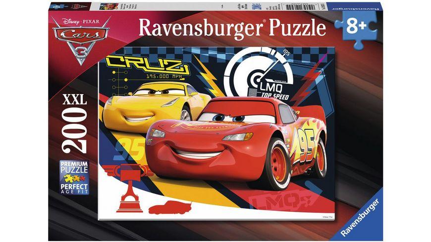 Ravensburger Puzzle Cars Quietschende Reifen 200 Teile