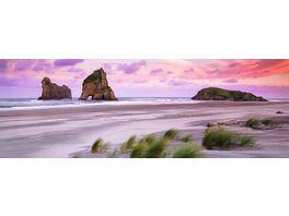 Heye Panoramapuzzle 1000 Teile Alexander von Humboldt Wharariki Beach