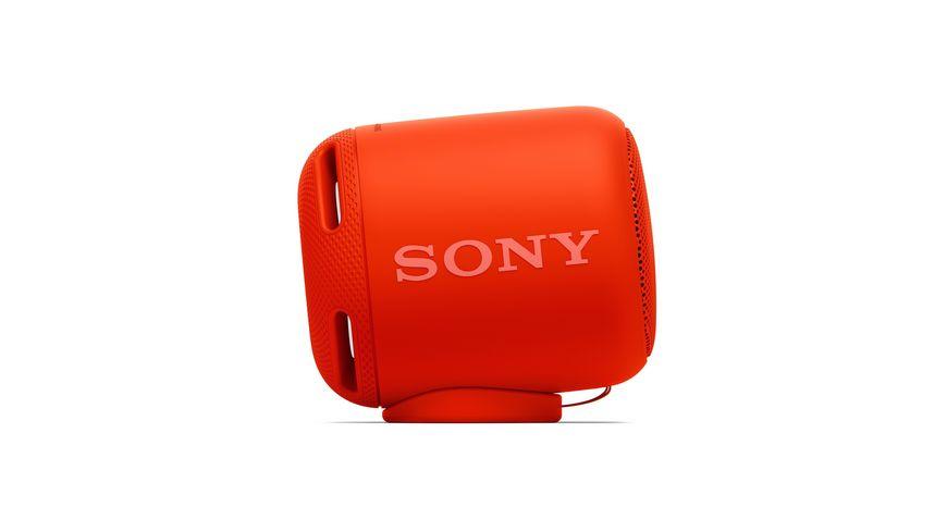 Sony SRS XB10 Rot