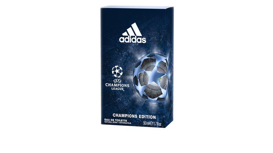adidas UEFA Champions League Champions Edition Eau de Toilette