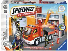 Ravensburger tiptoi Spielwelt Feuerwehr 17