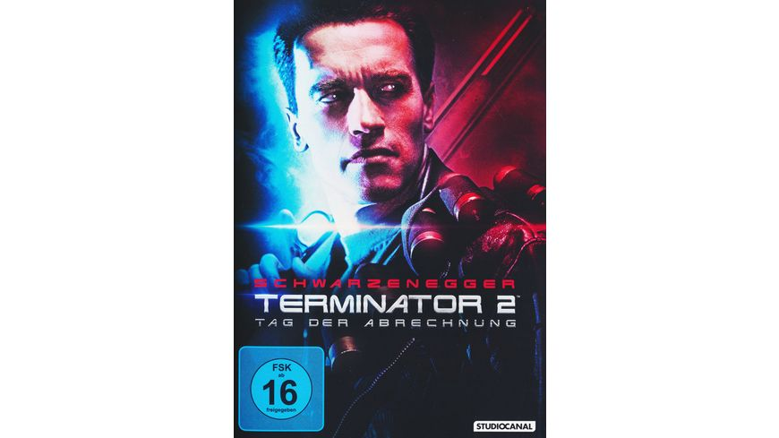 Terminator 2 Digital Remastered