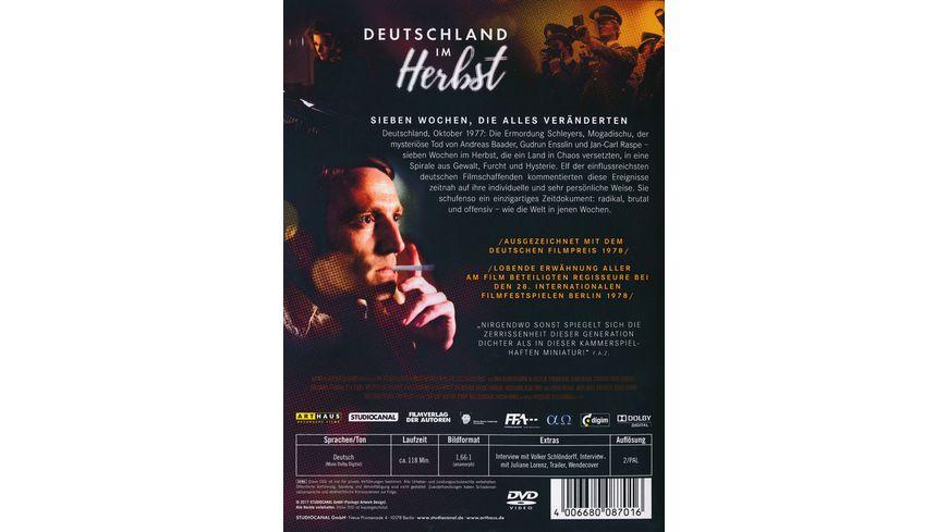 Deutschland im Herbst Digital Remastered SE