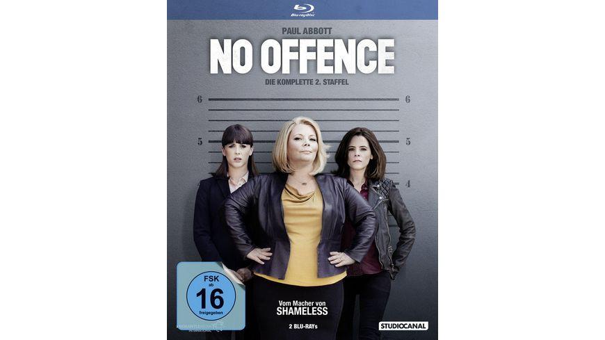 No Offence Staffel 2 2 BRs