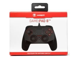 snakebyte NSW Game Pad S