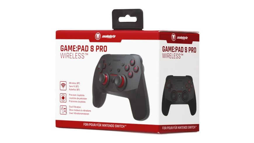 snakebyte NSW Game:Pad S Pro