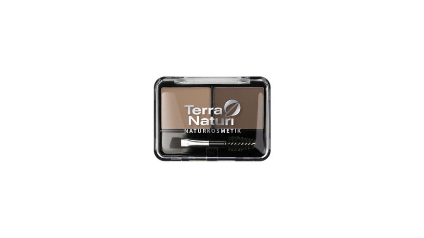 Terra Naturi Eyebrow Powder All In One