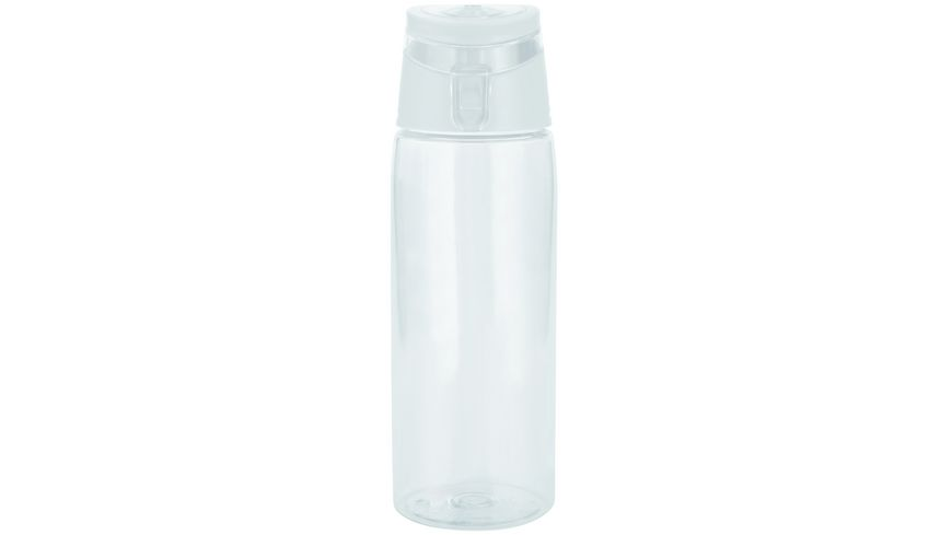 zak Trinkflasche transparent 750 ml