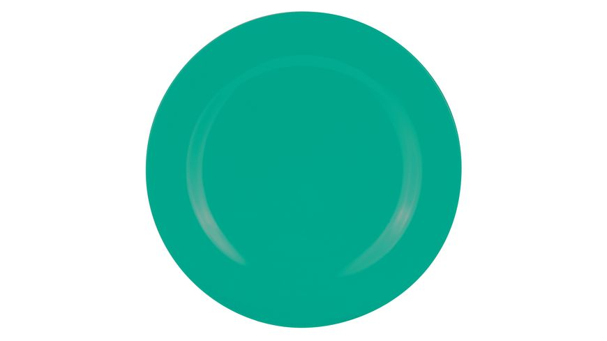 zak Salatteller BBQ aqua blau