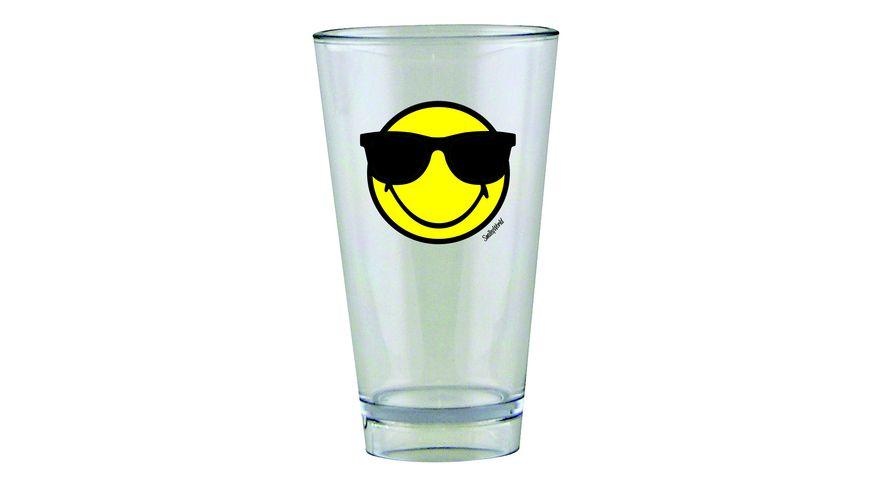 zak Glas Smiley Sonnenbrille 300 ml