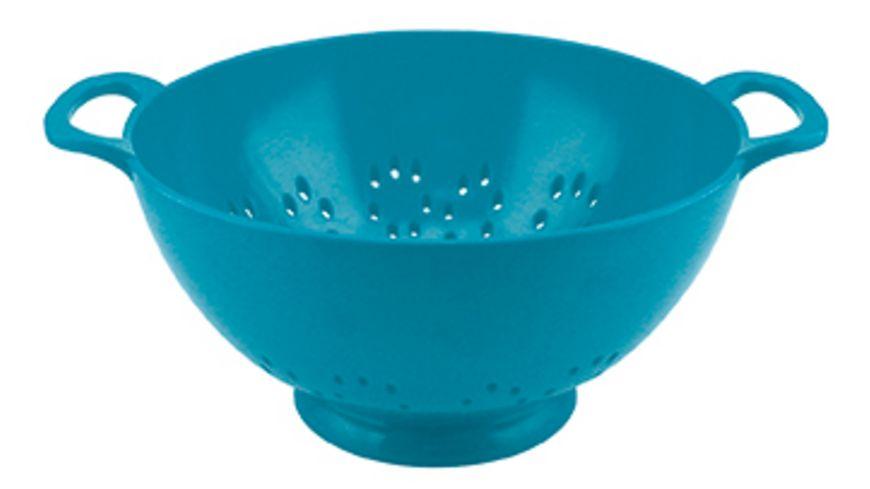 zak Sieb Klassik L aqua blau