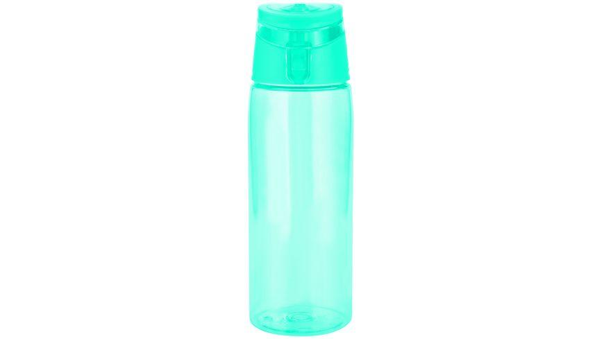 zak Trinkflasche aqua blau 750 ml