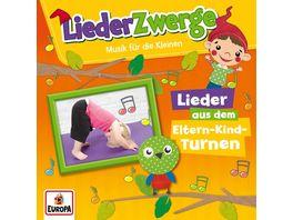 LiederZwerge Lieder aus dem Eltern Kind Turnen