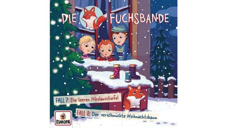 004 Fall 7 Die leeren Nikolaustiefel Fall 8 Der