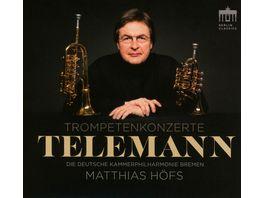 Telemann Trompetenkonzerte
