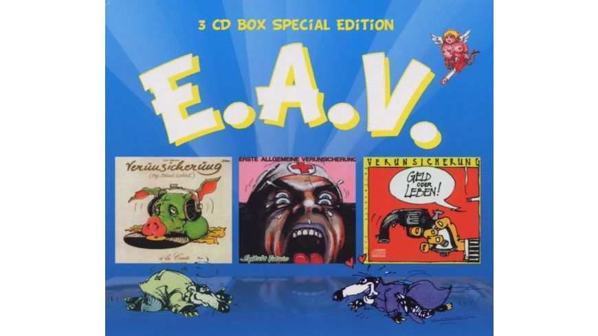 3CD Box Special Edition