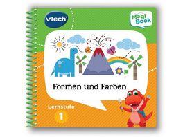 VTech MagiBook Lernstufe 1 Formen und Farben