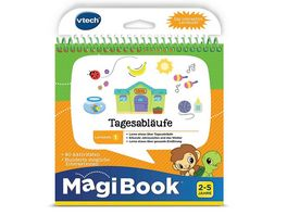 VTech MagiBook Lernstufe 1 Tagesablaeufe