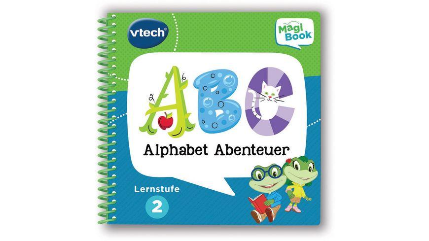 VTech MagiBook Lernstufe 2 Alphabet Abenteuer