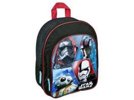 Undercover Star Wars 8 Rucksack mit Vortasche