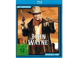John Wayne Great Western SD auf Blu ray