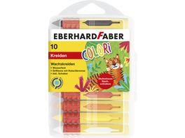 EBERHARD FABER Colori Wachsmalkreiden wasserfest