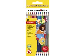 EBERHARD FABER Buntstift Colori duo