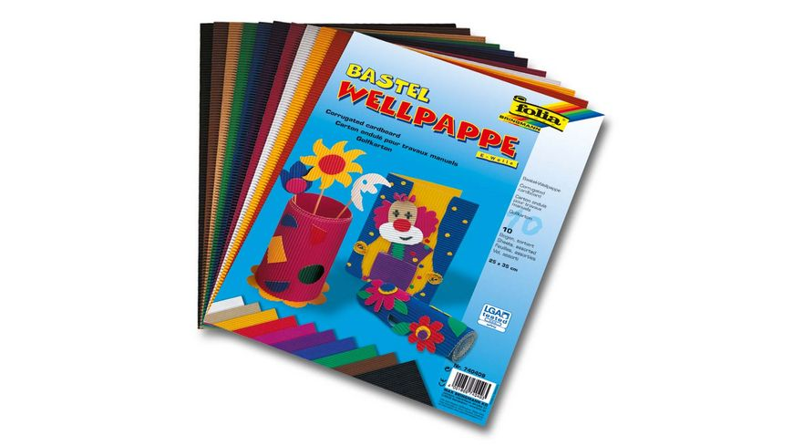 folia E Wellpappe