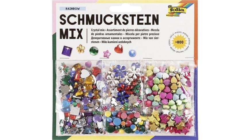 folia Schmucksteine Set